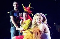 Kylie Minogue Celebrates Onstage Gay Marriage Proposal