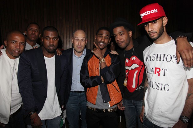 Kanye West's G.O.O.D. Music Inks Deal with Island Def Jam