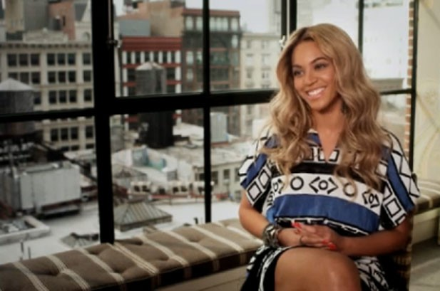 Beyonce Takes Fans Behind the Scenes on MTV Special