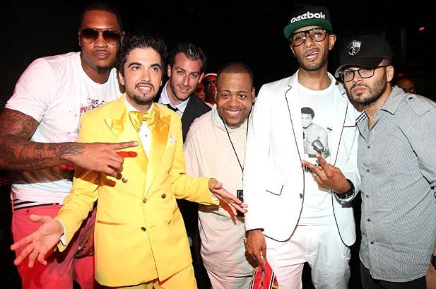 POTW: Beyonce, Lady Gaga, Alicia Keys, Swizz Beatz, Geri Halliwell