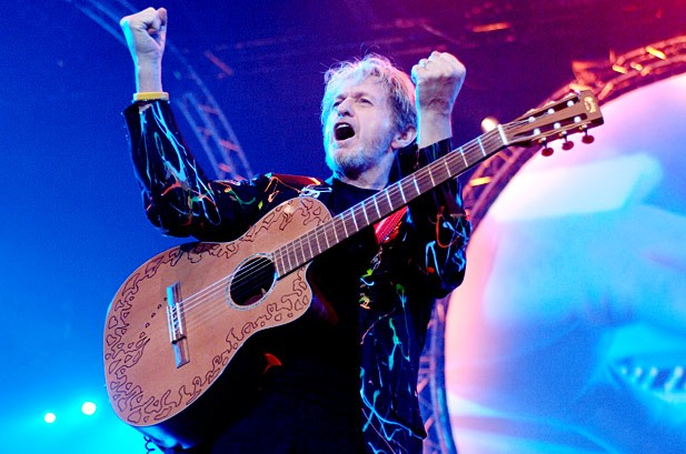Jon Anderson on Being Booted From Yes: 'Anger Isn't There'