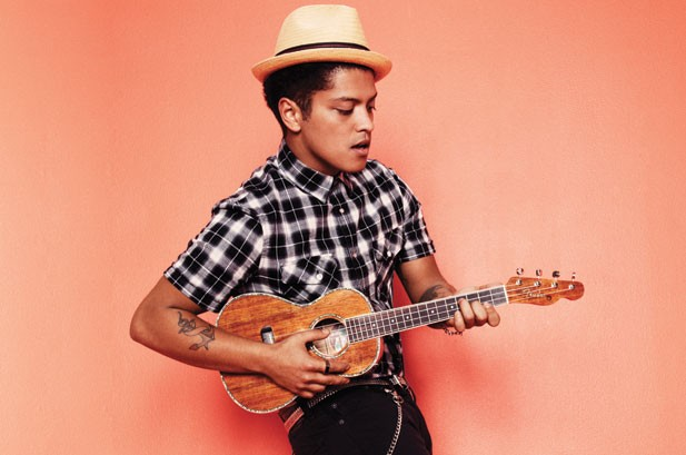 Bruno Mars: The Billboard Cover Story