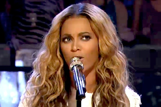 Beyonce Perfoms 'Best Thing I Never Had' On 'Jimmy Fallon': Watch