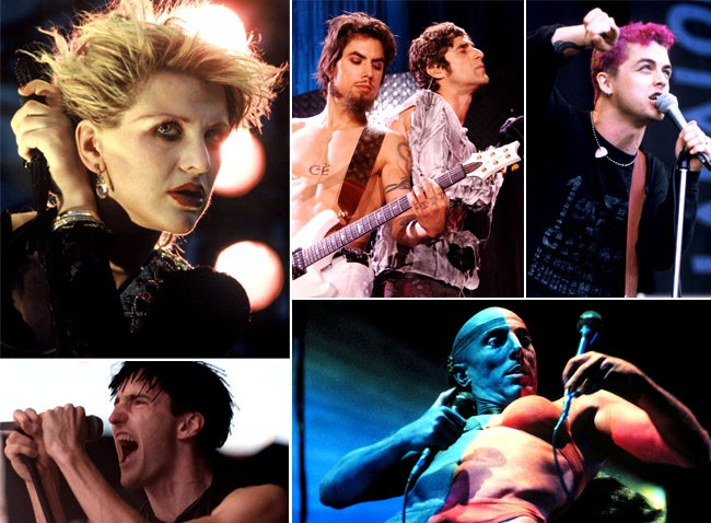 20 Years of Lollapalooza in Photos