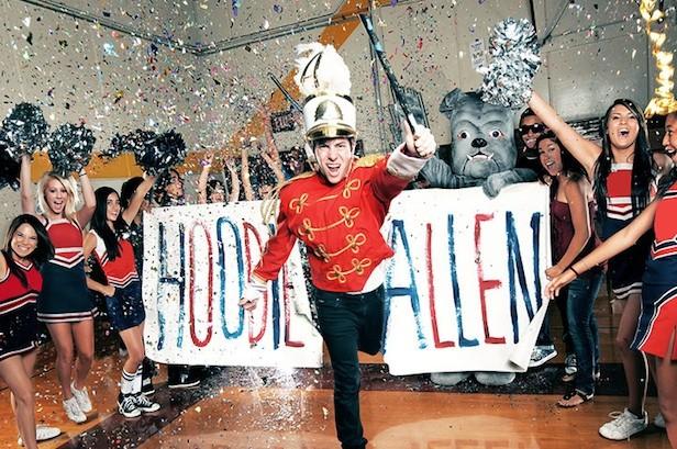 Hoodie Allen Crowdsurfs His Way Through NYC Gig