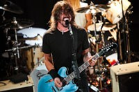 Foo Fighters Play 3.5 Hours at 'Rock the Vote' Concert