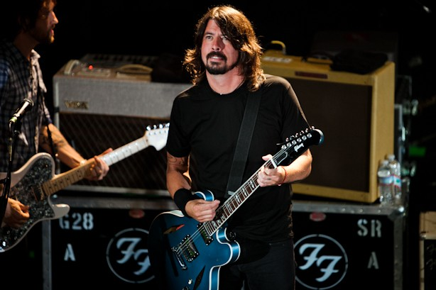 Foo Fighters Metro Lollapalooza Afterparty!