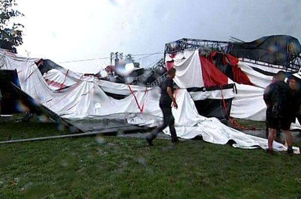 Pukkelpop Music Festival to Return in 2012 Despite Stage Collapse