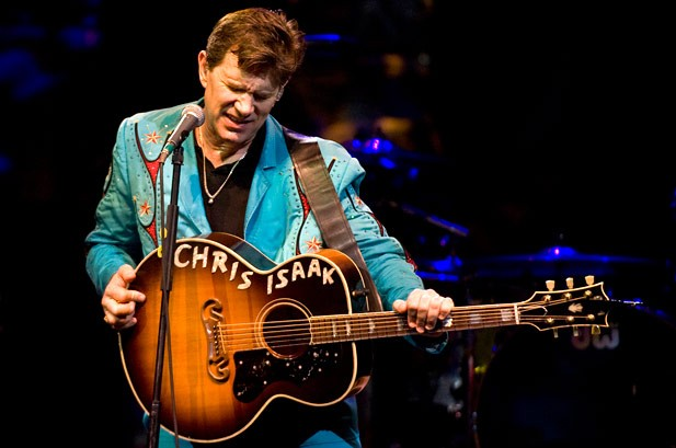 Q&A: Chris Isaak Talks 20 Years on Billboard Charts, Covering Elvis and Keeping His Shirt On