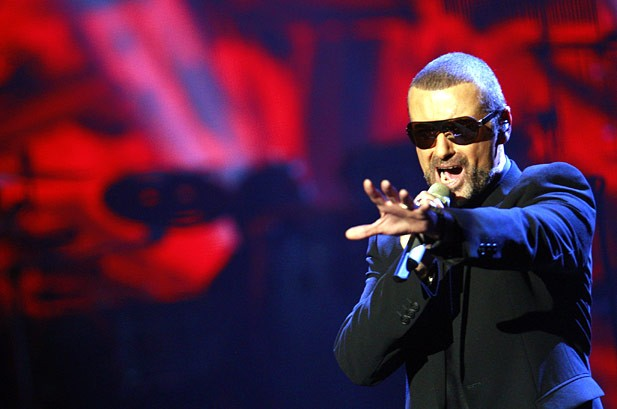 George Michael Hospitalized in Vienna