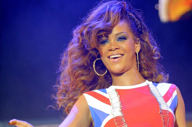 Rihanna Hospitalized in Sweden: Report