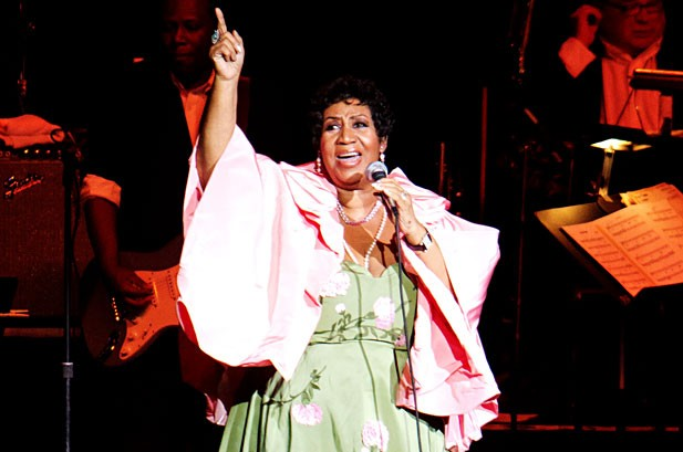 Long Live the Queen: Aretha Franklin Thrills in Live Return