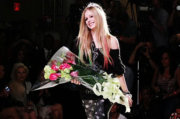 Avril Lavigne's Abbey Dawn Line