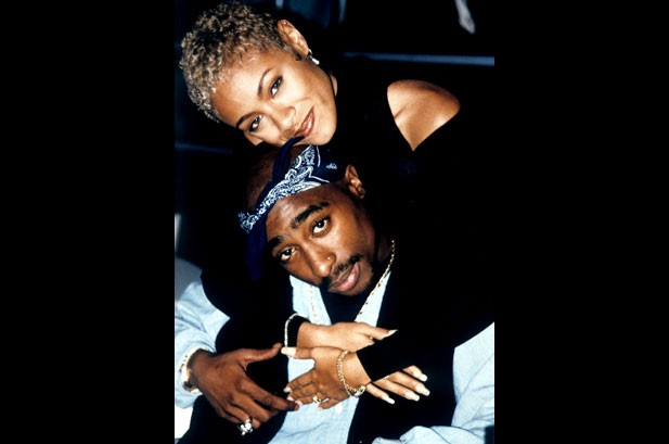 2Pac and his Famous Friends