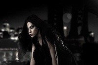 Evanescence's Amy Lee Jumps Off Bridge in 'What You Want' Clip