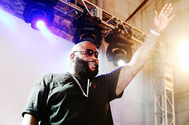 Rick Ross Suffers Second Health Scare; Reportedly in Stable Condition