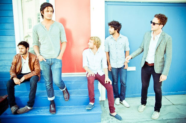 Young The Giant Ride Post-VMAs Momentum