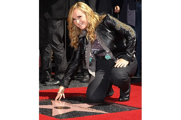 Melissa Etheridge Lands Hollywood Walk of Fame Star