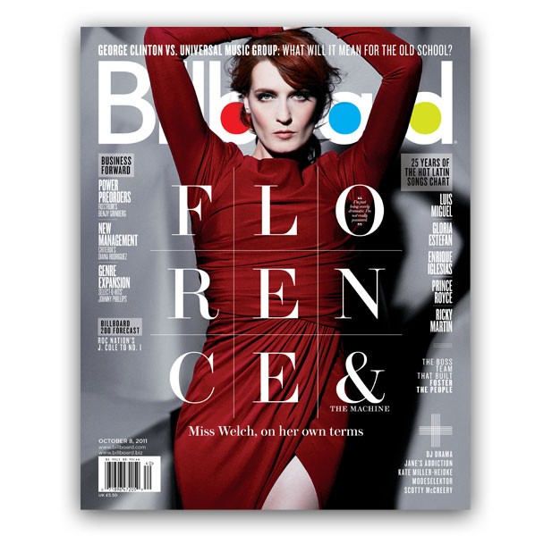 Florence & The Machine: The Billboard Cover Story