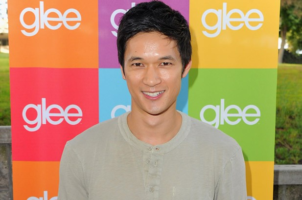 Harry Shum Jr. Finds His Voice on 'Glee'