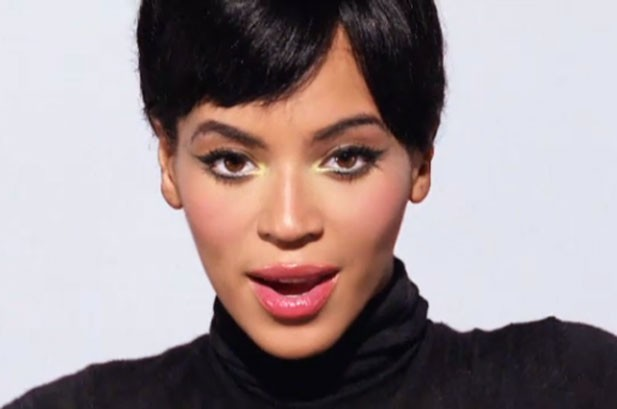 Beyonce Rocks the Pixie Cut in 'Countdown': Watch