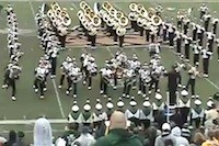 Marching Band Gets Its Shuffle On With 'Party Rock Anthem': Watch