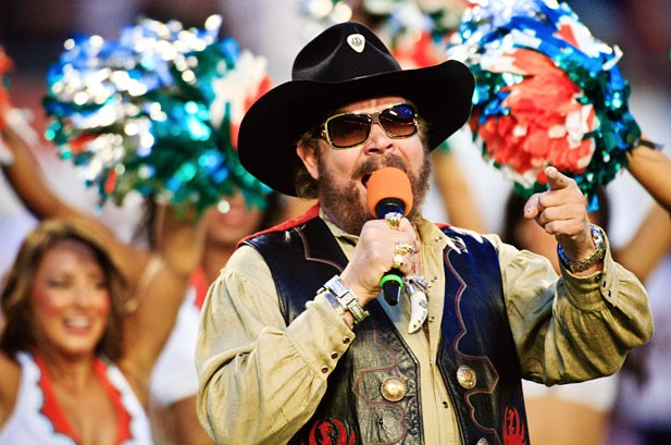 Hank Williams Jr.'s New Diss Song Is Old