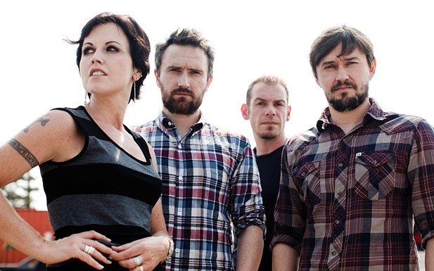 Exclusive: The Cranberries Giving You 'Roses' on Valentine's Day
