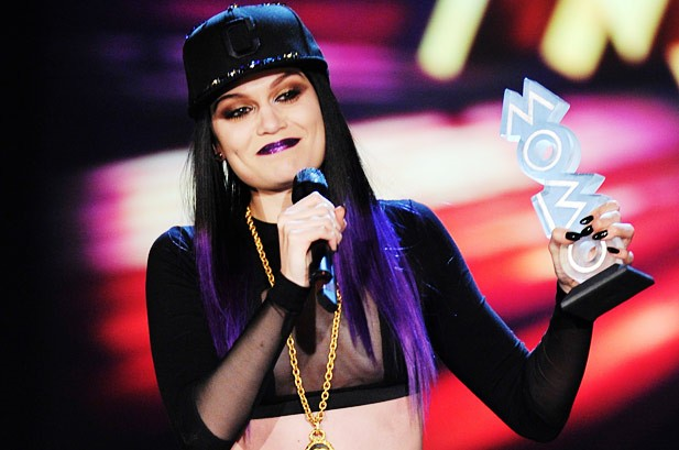 Jessie J Tops MOBOs With Four Awards