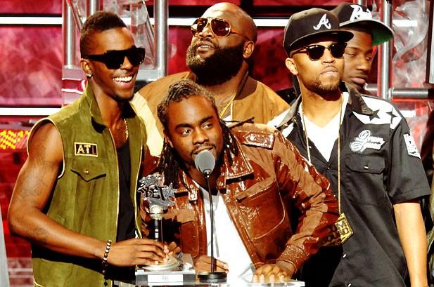 Top 5 2011 BET Hip-Hop Awards Moments