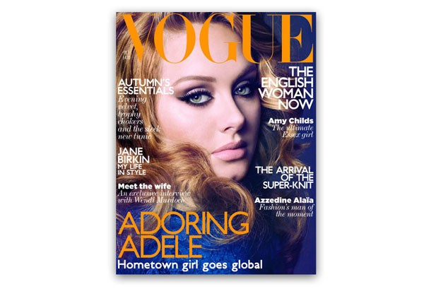 Preview Taylor Swift's February Vogue Cover