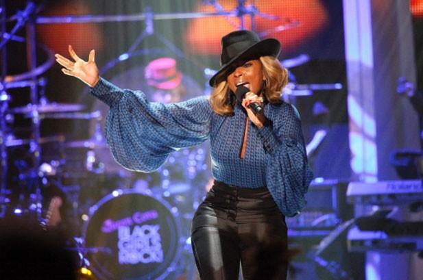 Mary J. Blige 2011