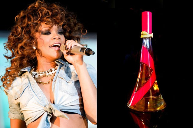 Meet Rebelle, Rihanna's New Fragrance