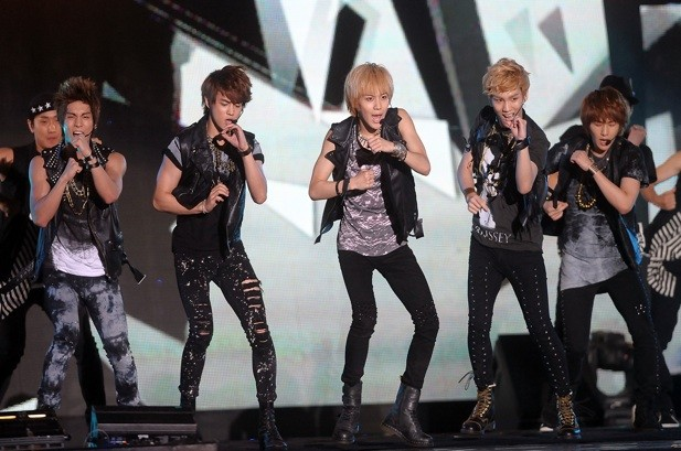 K-Pop Hits Madison Square Garden at SMTown Live
