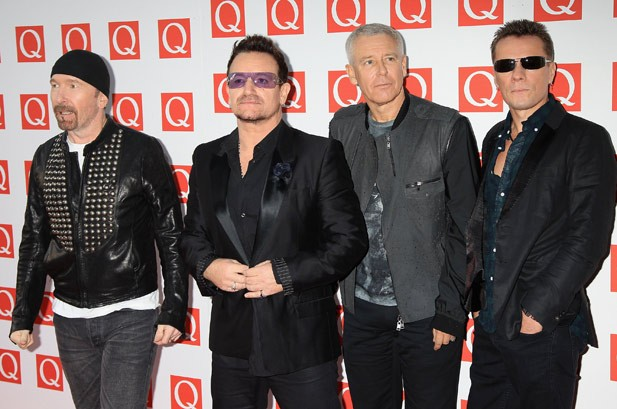 U2 Prep 'Achtung Baby' Reissue, Talk 'Likely' Next Album