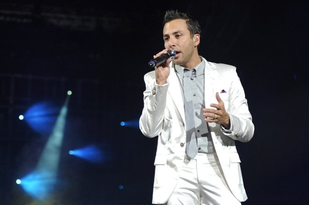 Howie Dorough Joining Britney Spears' Femme Fatale Tour