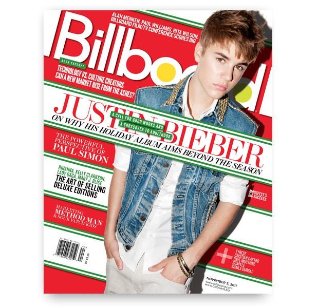 Justin Bieber Billboard Cover: Sneak Peek