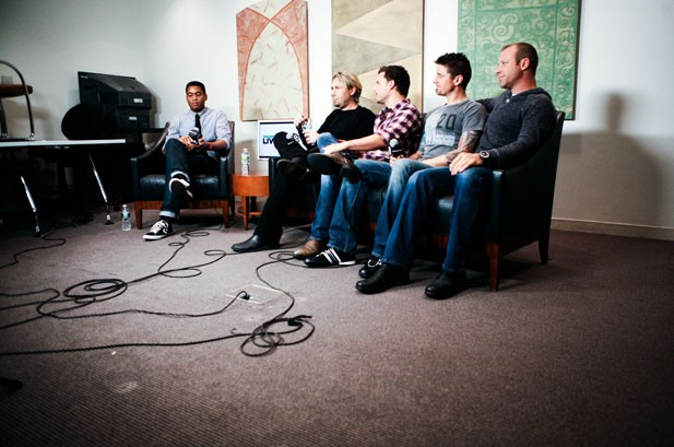 Live Q&A: Nickelback