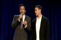 Justin Timberlake and Jimmy Fallon Spit 'History of Rap, Vol. 3'