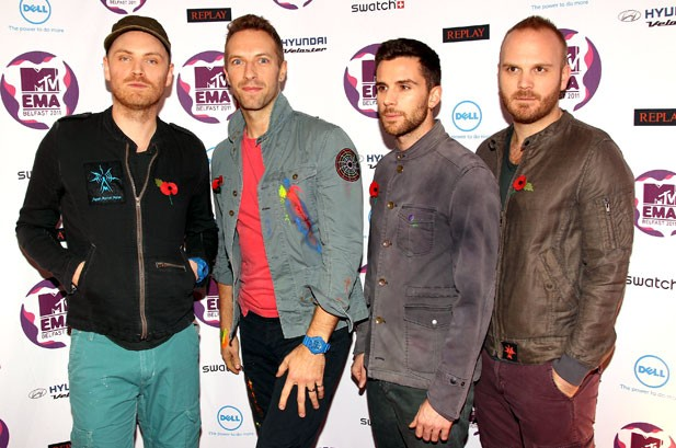 Photos: 2011 MTV Europe Music Awards