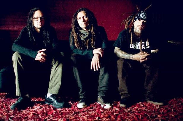 Korn's Davis: 'We Were Dubstep Before There Was Dubstep'