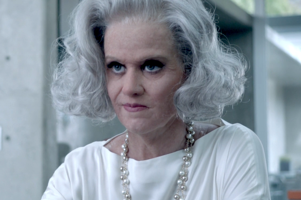 Katy Perry As Old Lady: 'The One That Got Away' Video Premieres
