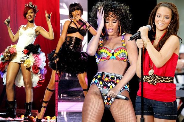 Rihanna's 20 Biggest Billboard Hits