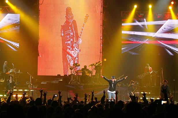 Dizzy Reed: New Guns N' Roses Album 'Eventually'