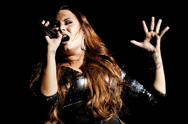 Demi Lovato's Tour Opener Has Its Ups & Downs