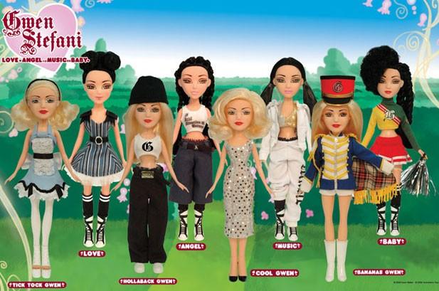 Pop Dolls: 20 Musicians Immortalized In Plastic