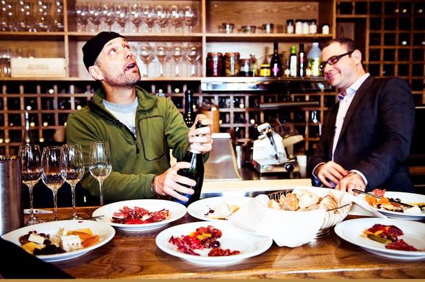 Rock N' Roll Wines: Tasting