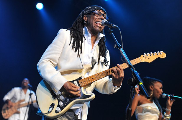 Nile Rodgers Q&A: On 'Freak' Origins, Diana Ross & His 'Iffy' Health