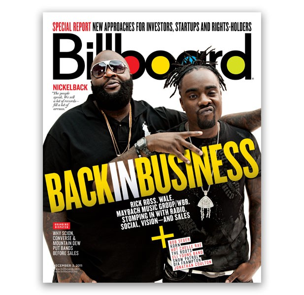 Rick Ross & Wale: The Billboard Cover Story, Part II