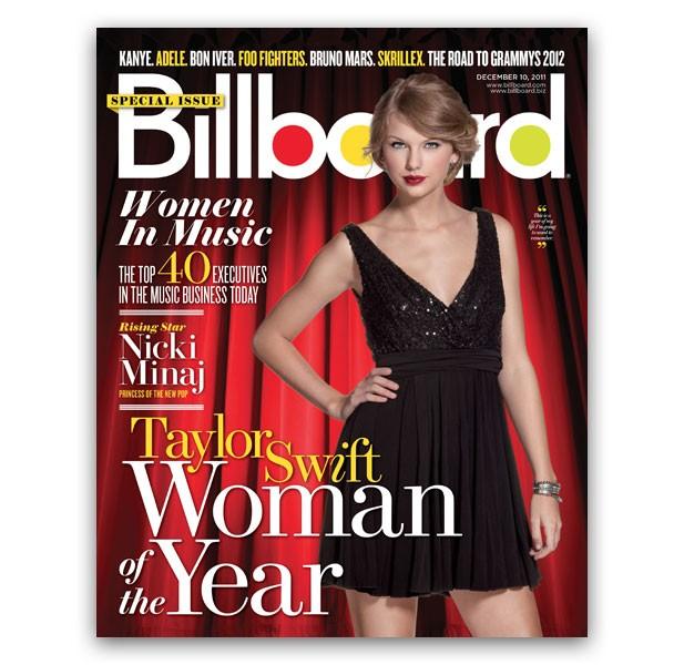Taylor Swift: Billboard's Woman of the Year